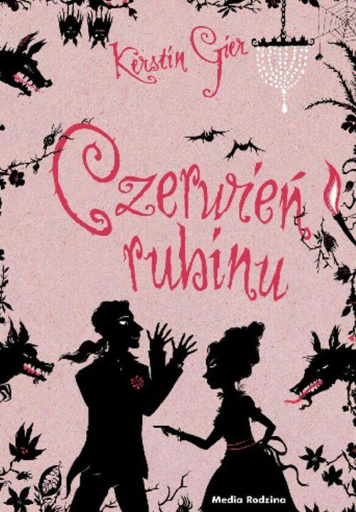 Książkowe Cytaty Czerwień Rubinu Wattpad