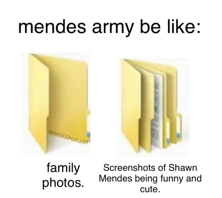 omfg why is this so me, I literally have more pictures of Shawn than myself lmao