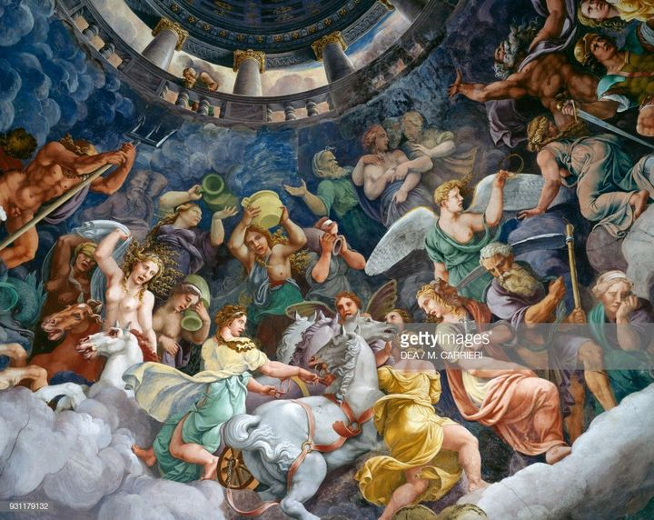 Fact Files: Greek mythology - The Greek gods - Wattpad