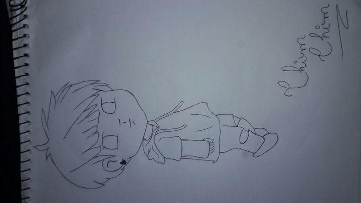 Meus Desenhos Jimin Bts Wattpad
