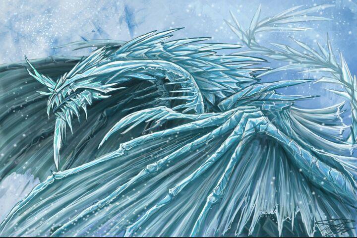 Cool Pics Of Ice Dragons