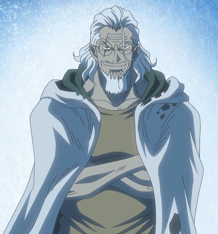 Seorang lelaki tua tampan yang terlihat sangat menarik, menginjak sandalnya, mengenakan rompi polos dan mengenakan jubah tua, baru memulai debutnya