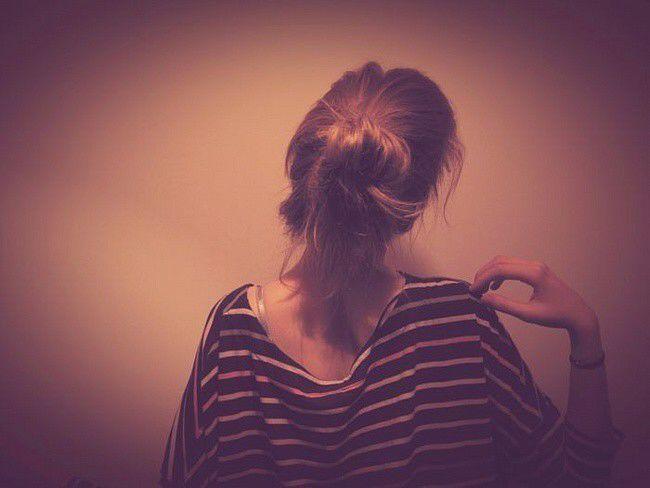 красивые фото девушек на аву со спины