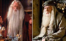 Albus Dumbledore Schauspieler