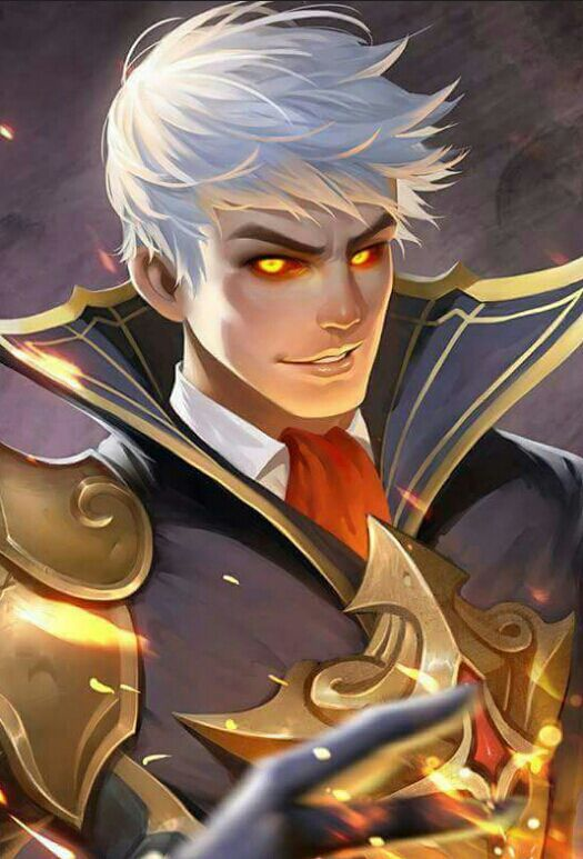 Mobile Legends Wallpapers Alucard Fiery Inferno Wallpaper Wattpad
