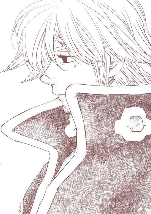 - Dijo Mael, quedamos sin decir nada, la mirada de Harumi quería que aceptáramos su perdón
