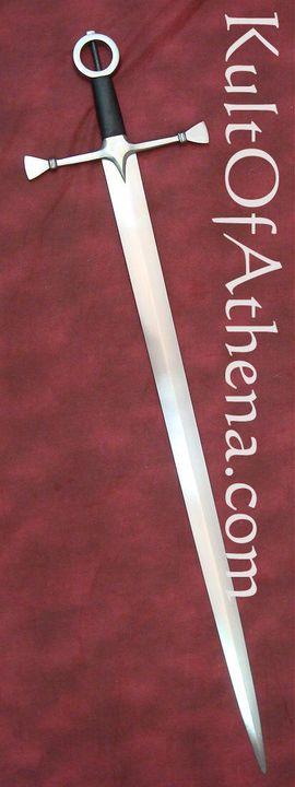 Dex (Regular): Medieval Irish Claymore (3lbs, 4ft)