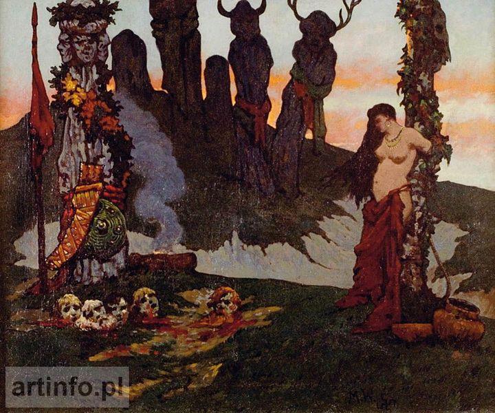 Odkrycie tak zwanych ,,pochówków podwójnych'' potwierdza, że zwyczaj ten był żywy co najmniej przez jakiś czas w kulturze Słowian