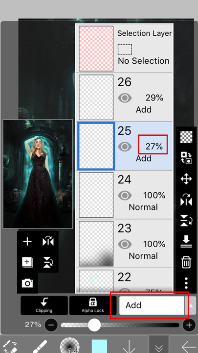 FINISHING With a few more extra details and filters your cover should be complete with its new highlighted extraordinaire