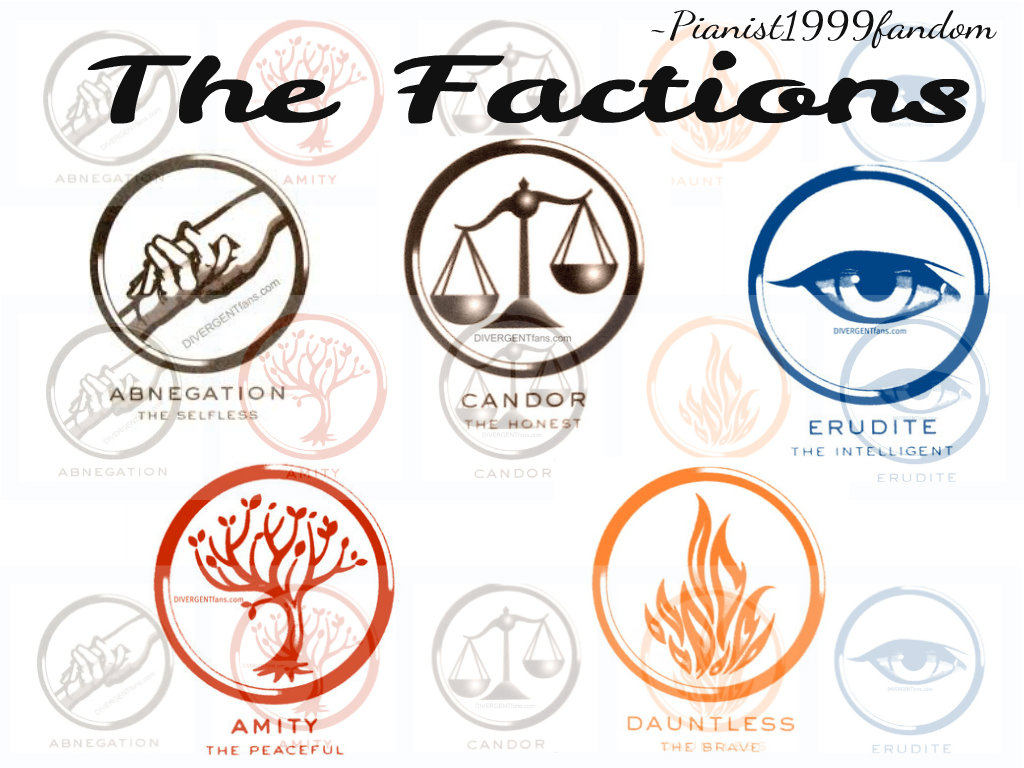 what is a faction
