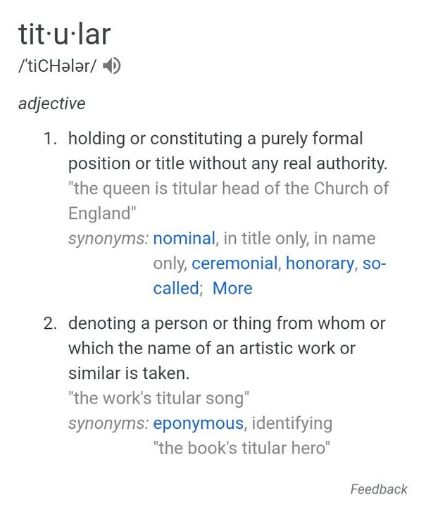 vocabulary ii ➸ words and phrases [ ✍ ] - titular - Wattpad