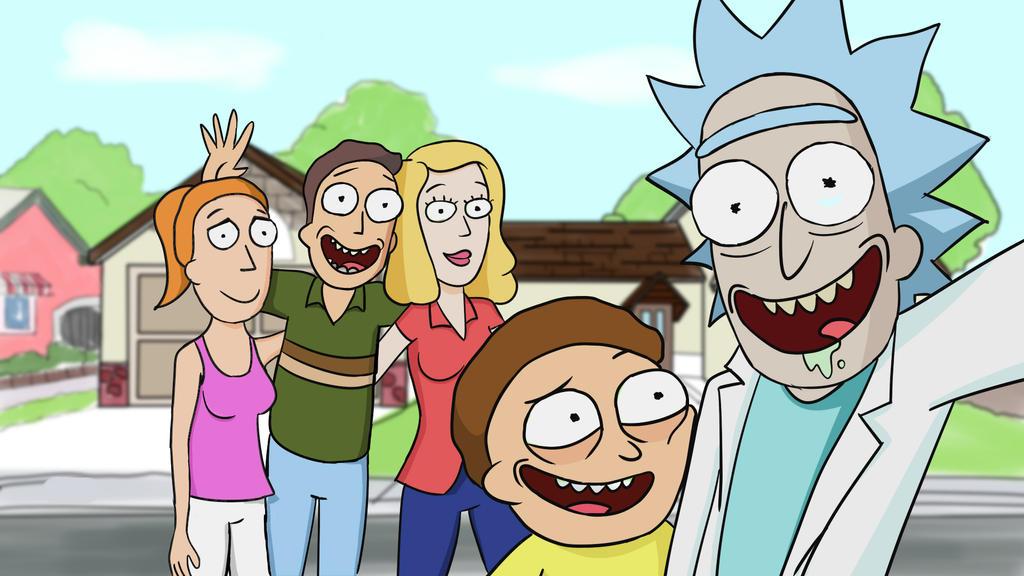 Morty Und Rick
