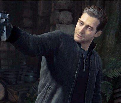 Uncharted 4 As People In Real Life Rafe Adler Fav Char Wattpad