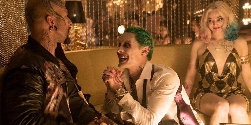 Joker : Les problèmes ? Les problèmes ? HAHAAHAHAHA !!!!