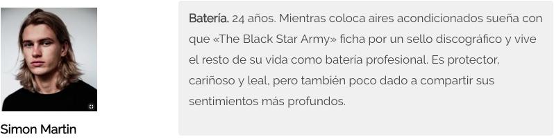 Puedes ampliar información sobre la historia y sus personajes en este post sobre «The Black Star Army» en mi blog mclatorre