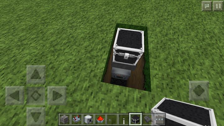 Minecraft Furniture Ideas - Automatic Garbage Disposal - Wattpad