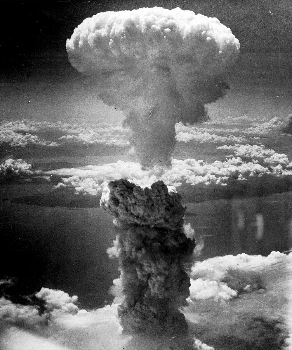 Ookal was The Fat Man vele malen krachtiger dan The Little Boy, vielen er slechts 39000 doden en ongeveer 25000 gewonden