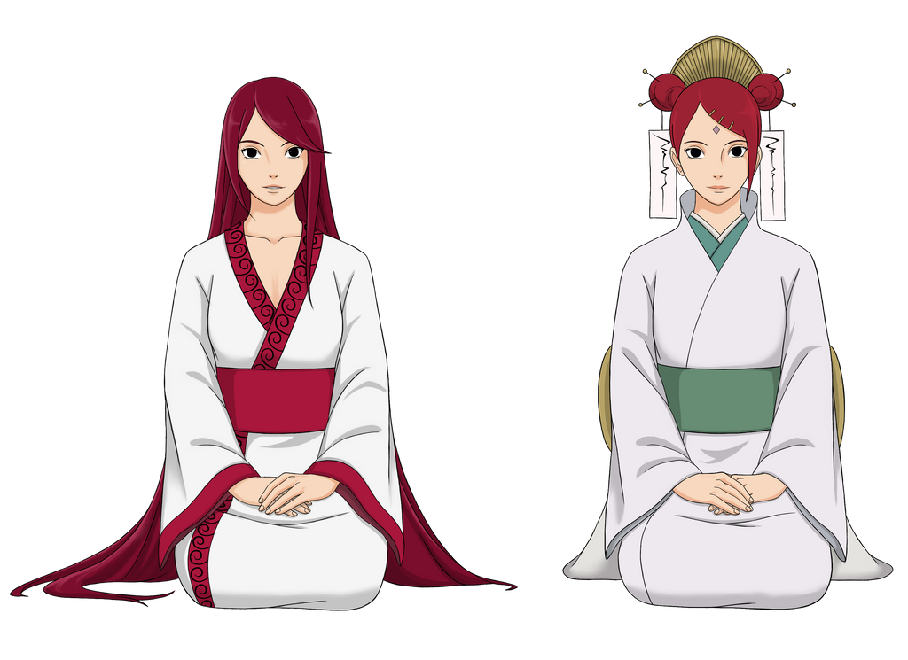 The Red Haired Medic (Mito's Sister)[Tobirama Love Story
