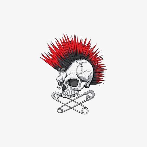 Ảnh đầu punk