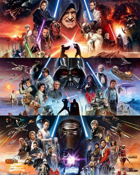 Who's your favorite character in the Star Wars universe? Leave a comment and let me know!