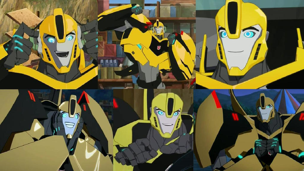 Transformers Robots In Disguise Fanfiction Bumblebee Past