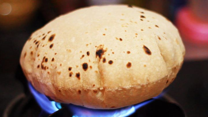 How you know the tortilla bouta' be good if they puff up