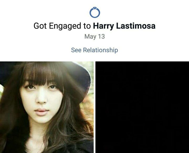 Jineah Aragon with Harry LastimosaMay 14 at 1:37pm ⊙▽