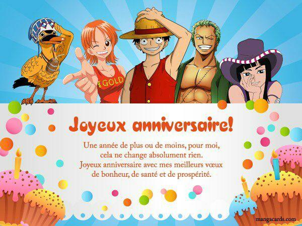 Images Et Histoires Yaois De Mangas Joyeux Anniversaire Pas Un