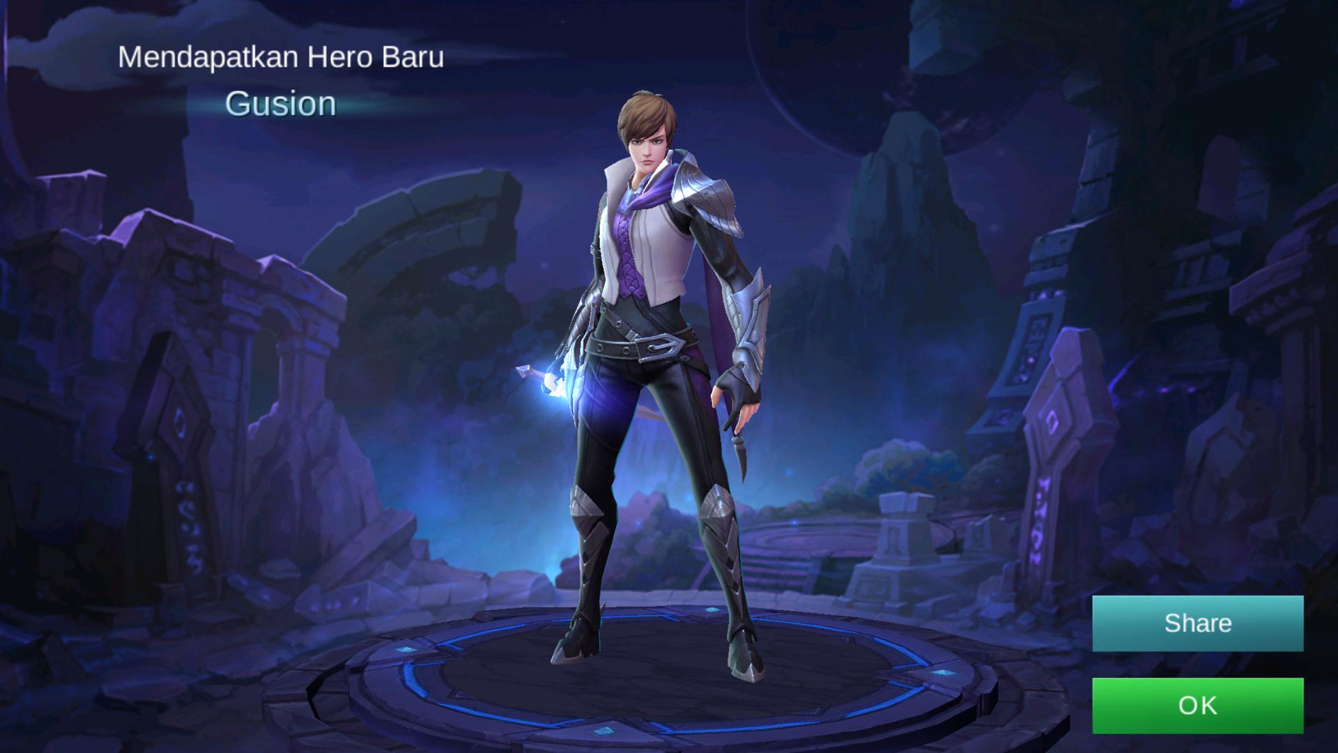T Or D Mobile Legends Akhirnya Bisa Beli Hero Assassin