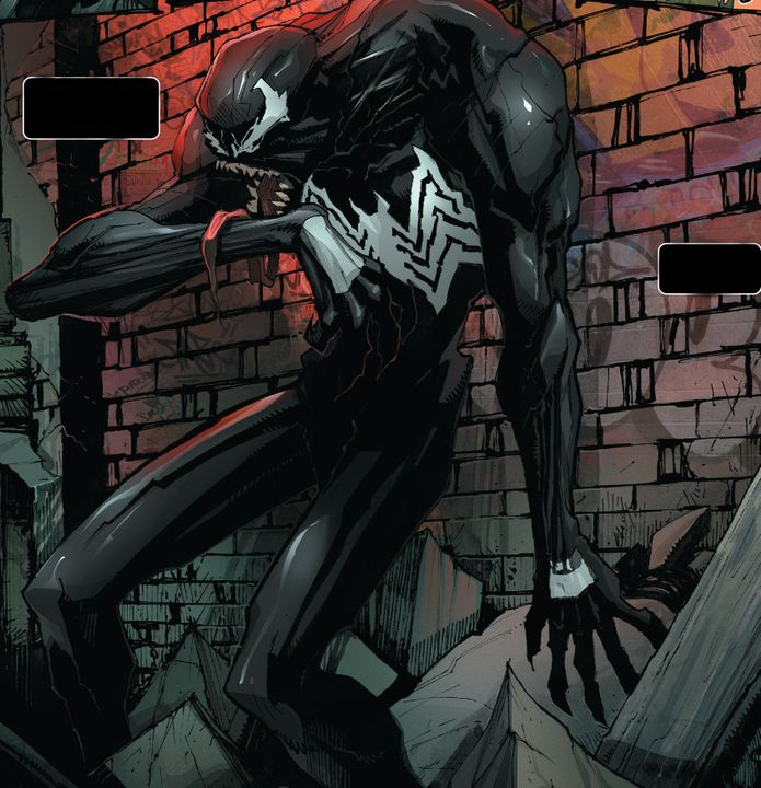 Symbiote Bonding Fanfic