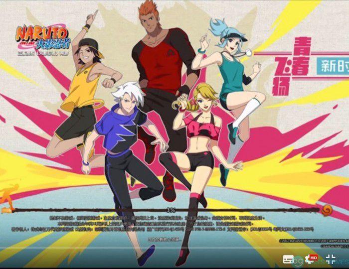 Naruto Online Randomness - Chinese Screenshots - Wattpad