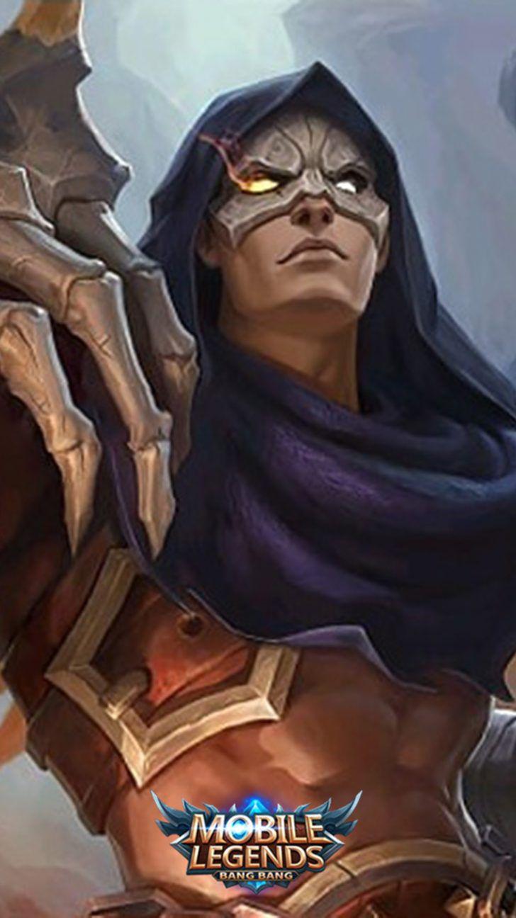 Mobile Legends Characters u0026 Skins - ☬Death - Wattpad