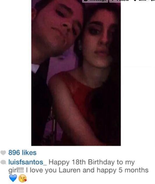 Camila och Lauren dating Tumblr