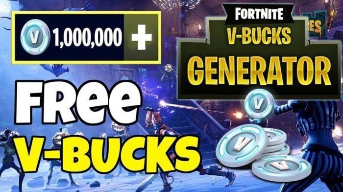 V Bucks Free Codes | Fortnite Account Generator Email And