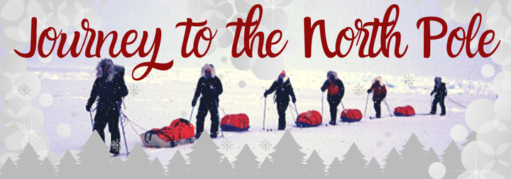 Journey to the North Pole – Dec 2019