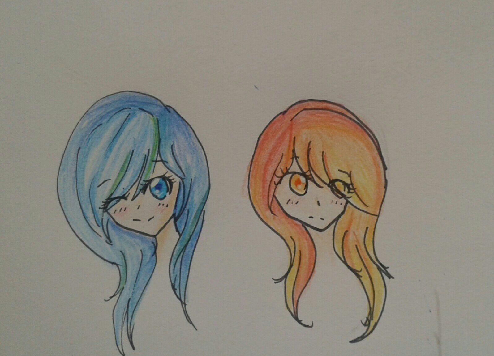 Mis Dibujos Raros♡