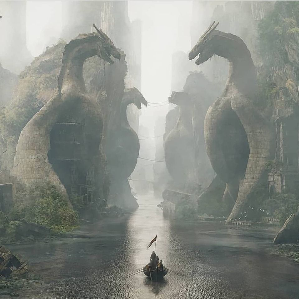 Cruzaron el Portal Magico y se dirigieron al Reino de los Dragones, llegaron y vitorearon a Dracula,