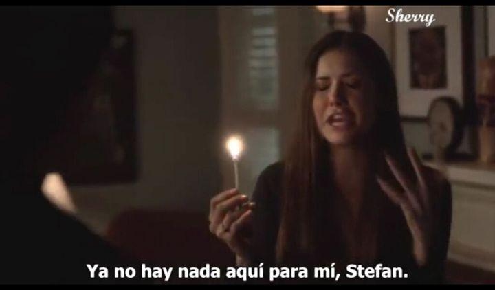 Frases The Vampire Diaries Elena Apaga Su Humanidad