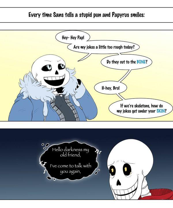 Undertale memes - Stupid Pun - Wattpad