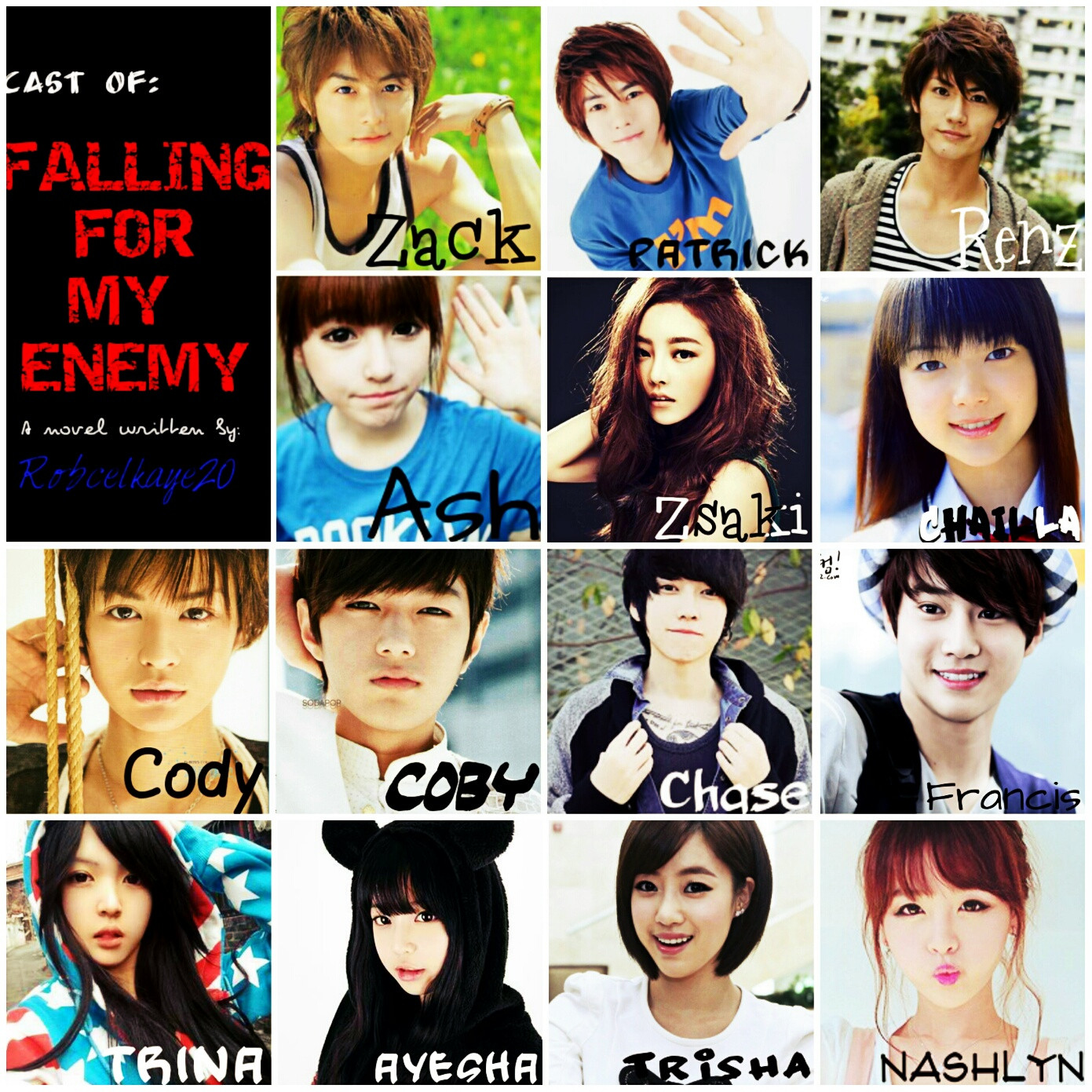 Falling For My Enemy [[EDITING]] - ★Special Chapter ...