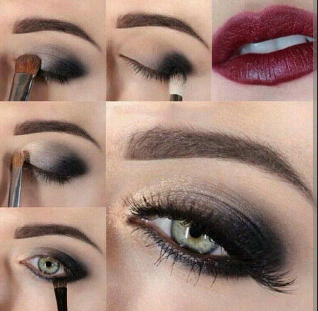 Maquillaje fashion paso a 15