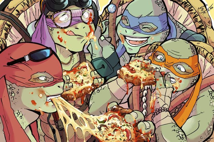 Tmnt X Reader Mating Season Resisting Pleasure Is Hard