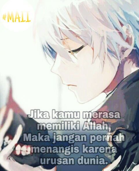 Anime Islami Sedih Anime Wallpapers