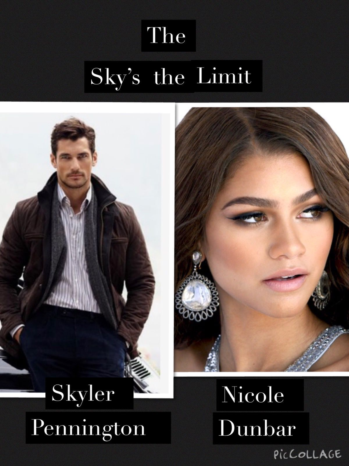 Keep Reading for a Sneak Peek Excerpt, of my new Book: The Sky's the Limit [A Pennington Story] Coming September 2018 😊I hope you enjoyed: The House of Carrington, and Shayne and Sabine's journey ❤️ Please Vote and Comment