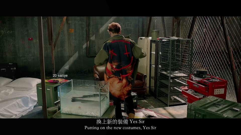MV này đã được thực hiện bởi đạo diễn và biên đạo người Hàn Quốc, Luhan cũng đã quay nó ở Hàn