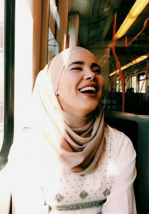 She grew up in the village of Langhus and identifies as a practicing Muslim