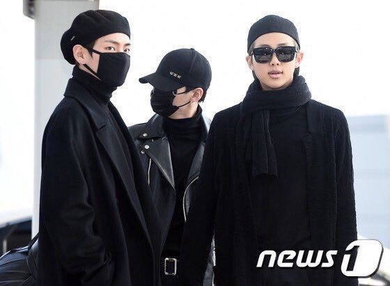 To keep our identities a secret to the outside world, we wore all black and either covered our faces with masks or some type of accessory to hide a certain features of ourselves