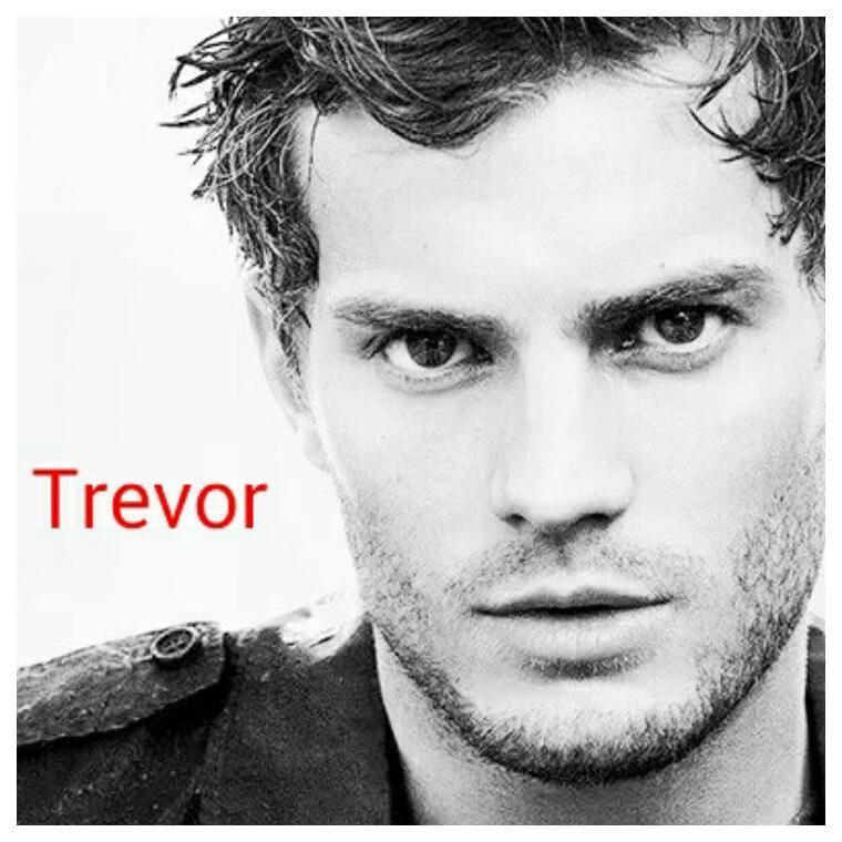 Alors voilà, je laisse MON Trevor (celui que j'imagine lorsque j'écris, et ça depuis le tout premier tome), vous souhaiter à toutes un très bon week-end!