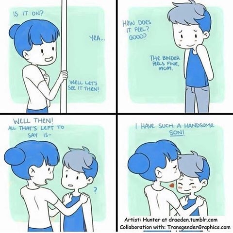 ^ idk if I've posted this but it's the cutest thing ever and I smile whenever I see it :)
