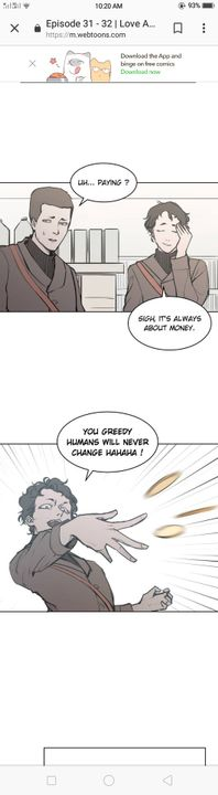 comic recommendation - {Webtoon} love advice from the great